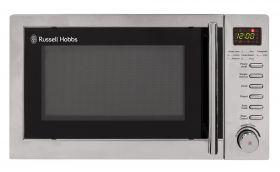 20 Litre Stainless Steel Digital Microwave