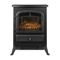 1.85KW BLACK ELECTRIC STOVE FIRE