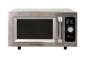 25L STAINLESS STEEL DIGITAL COMMERCIAL MICROWAVE