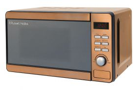 17 Litre Copper Digital Microwave
