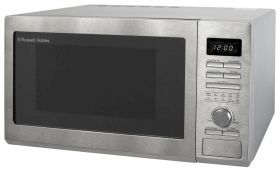 30 Litre Stainless Steel Digital Combination Microwave