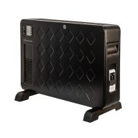 2.3kW Convection Heater with Timer - Black