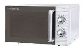 Inspire 17 Litre White Manual Microwave