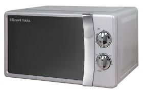 17 Litre Silver Manual Microwave